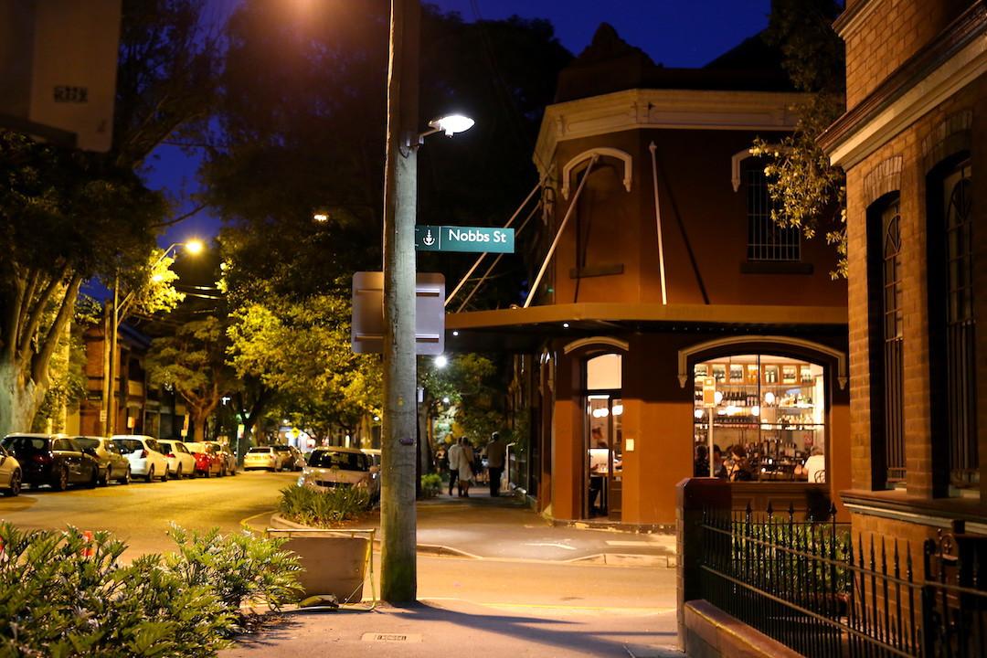 OpenTable Arthur restaurant, Surry Hills, Sydney