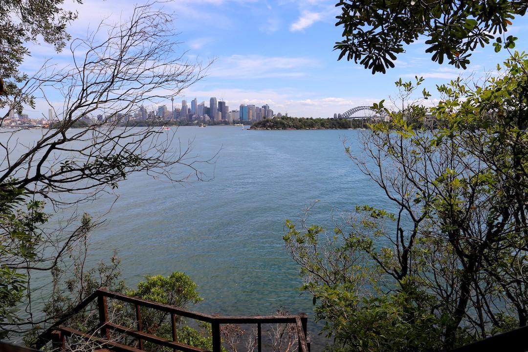 Taronga Zoo Wharf, Lower North Shore, Sydney, Cremorne Point to Taronga Zoo walk